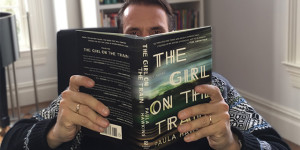 Reading The Girl on the Train in 2015 #TBT