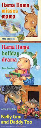 Llama llama books