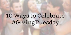 10 ways to celebrate