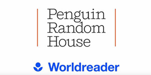 PRH worldreader logo