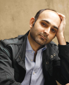 Mohsin Hamid. Photo by Jillian Edelstein