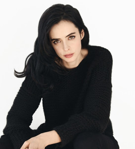 Krysten Ritter.  Photo by Bailey Taylor