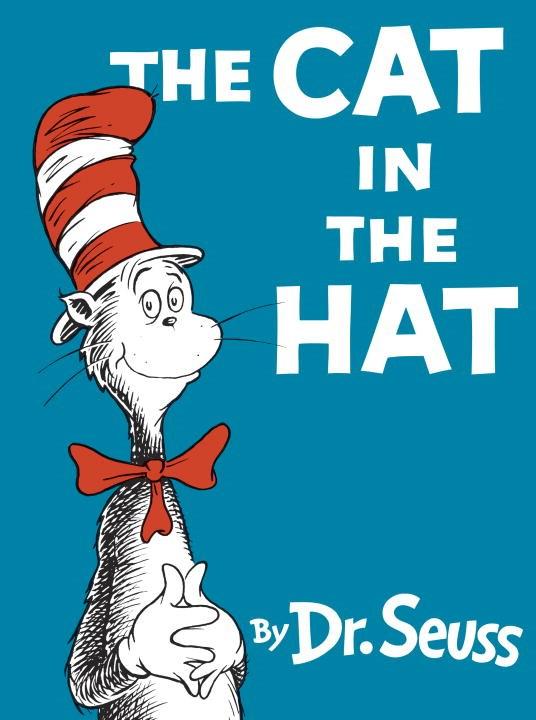 9780449810866 62352 THE CAT IN HAT