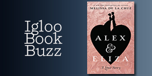 alex and eliza book buzz
