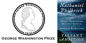 george washington prize