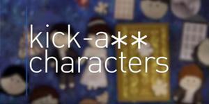 kick a characters