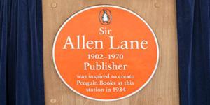 allen lane plaque1