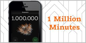 1million min