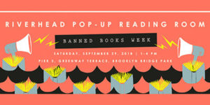 Riverhead Books Will Host The