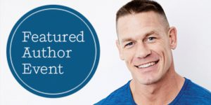 c347557005745 Beloved entertainer and dedicated philanthropist John Cena has created a  new picture-book series all about perseverance and believing in yourself